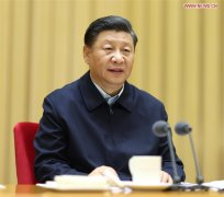 Xi stresses building Xinjiang featuring socialism with Chine